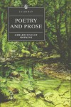 Poetry and Prose (Everyman's Library (Paper)) - Gerard Manley Hopkins