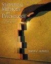 Statistical Methods for Psychology (with CD-ROM) - David C. Howell