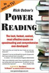 Power Reading : The Best, Fastest, Easiest, Most Effective Course on Speedreading and Comprehension Ever Developed! - Rick Ostrov