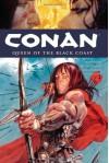 Conan Volume 13: Queen of the Black Coast HC - Brian Wood