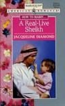 A Real-Live Sheikh - Jacqueline Diamond