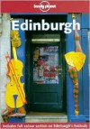 Lonely Planet Edinburgh - Neil Wilson, Tom Smallman, Lonely Planet