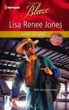 High Octane (Harlequin Blaze) - Lisa Renee Jones