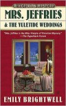 Mrs. Jeffries and the Yuletide Weddings - Emily Brightwell