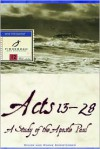 Acts 13-28: A Study of the Apostle Paul - Winnie Christensen,  Chuck Christensen