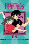 Ranma 1/2 (2-in-1 Edition), Vol. 2: Includes vols. 3 & 4 - Rumiko Takahashi