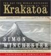 Krakatoa: The Day the World Exploded: August 27, 1883 - Simon Winchester