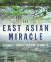 The East Asian Miracle: Economic Growth and Public Policy (A World Bank Policy Research Report) - Oxford University Press