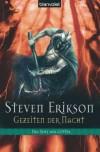 Gezeiten der Nacht  - Tim Straetmann, Steven Erikson