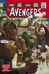 The Avengers Omnibus, Vol. 1 - Jack Kirby, Stan Lee
