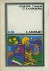 Lampart - Giuseppe Tomasi di Lampedusa, Zofia Ernstowa