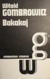 Bakakaj - Witold Gombrowicz