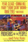 Proverbs For The People: Contemporary African-American Stories - Jewell Parker Rhodes
