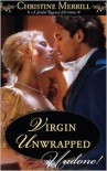 Virgin Unwrapped - Christine Merrill