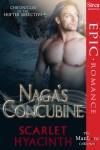 Naga's Concubine - Scarlet Hyacinth