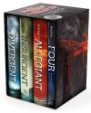 Divergent Series Ultimate Four-Book Box Set: Divergent, Insurgent, Allegiant, Four - Veronica Roth