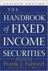 The Handbook of Fixed Income Securities - Frank J. Fabozzi, Steven V. Mann