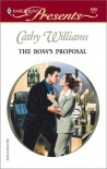 The Boss's Proposal - Cathy Williams