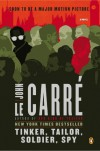 Tinker, Tailor, Soldier, Spy: A George Smiley Novel - John le Carré