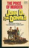 Price of Murder - John D. Macdonald