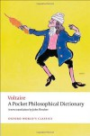 A Pocket Philosophical Dictionary (Oxford World's Classics) - Voltaire;John Fletcher;Nicholas Cronk