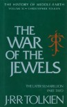 The War of the Jewels - J.R.R. Tolkien,  Christopher Tolkien