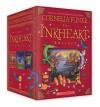 Inkheart Trilogy Boxset (Inkworld, #1-3) - Cornelia Funke