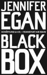 Black Box - Jennifer Egan