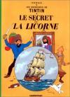 Le secret de la Licorne - Hergé