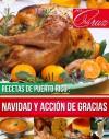 Navidad y Accion De Gracias - Recetas Puertorriqueñas 4 (Recetas de Puerto Rico Paso a Paso) (Spanish Edition) - Iris Cruz