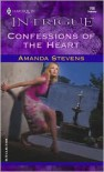 Confessions of the Heart - Amanda Stevens