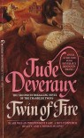 Twin of Fire (Chandler Twins, #2) - Jude Deveraux