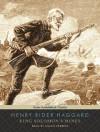 King Solomon's Mines - H. Rider Haggard, Simon Prebble