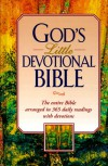 God's Little Devotional Bible (God's Little Devotional Series) - Honor Books