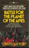 Battle for the Planet of the Apes - David Gerrold