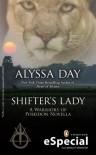 Shifter's Lady: A Warrior of Poseidon Novella - Alyssa Day