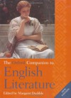 The Oxford Companion to English Literature -