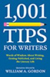 1,001 Tips for Writers - William Gordon