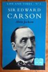 Sir Edward Carson - Alvin Jackson
