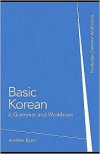 Basic Korean - Andrew Sangpil Byon