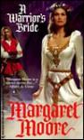 A Warrior's Bride - Margaret Moore