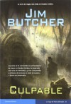 Culpable (The Dresden Files #8) - Jim Butcher