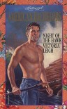 NIGHT OF THE HAWK (Loveswept) - Victoria Leigh