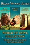 World of Howl Collection: Howl's Moving Castle, House of Many Ways, Castle in the Air - Diana Wynne Jones