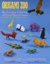 Origami Zoo: An Amazing Collection of Folded Paper Animals - Robert J. Lang, Stephen Weiss