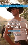 Rodeo Rebel (Texas Rodeo Barons) - Donna Alward