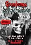 The Five Masks of Dr. Screem - R.L. Stine