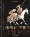Don Quixote - Chris Riddell, Miguel de Cervantes Saavedra, Martin Jenkins