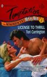 License to Thrill - Tori Carrington
