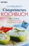 Das neue große Weight Watchers Kochbuch Nr. 1 und Nr. 2. Die beiden Beststeller in einem Band -